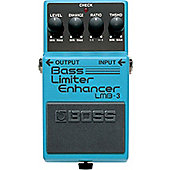 Boss LMB-3 Bass Limiter Enhancer Effects Pedal