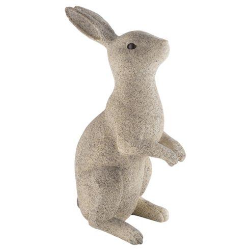 buy tesco rabbit garden ornament from our ornaments range. Black Bedroom Furniture Sets. Home Design Ideas