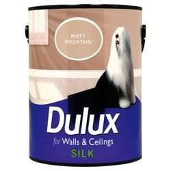 DULUX SILK MISTY MOUNTAIN 2.5L
