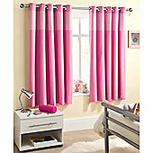 Enhanced Living Sweetheart Pink Curtains 117X183cm