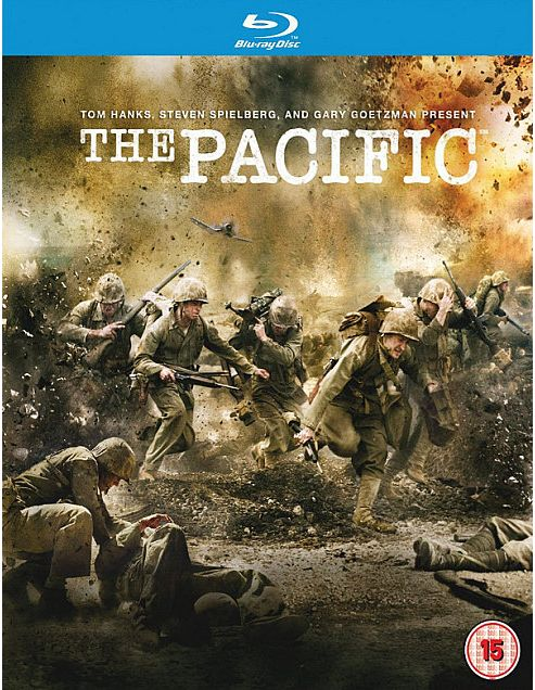 The Pacific - (Blu-Ray Boxset)