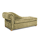 Highgrove Chaise Longue Sofabed Lime