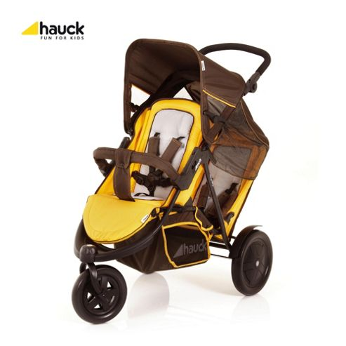 Hauck Freerider Tandem Stroller, Brown
