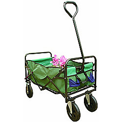 The Handy Folding Garden Trolley
