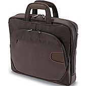 DICOTA Smart Toploader Case Brown