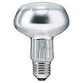 Philips INCAN Reflector 60W E27 25D NR80 Edison Screw Light Bulb