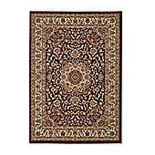 Think Rugs Regency Red/Beige Tranditional Rug - 160 cm x 220 cm (5 ft 3 in x 7 ft 3 in)
