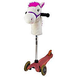 Hobbyheadz Scooter Pet, White Horse