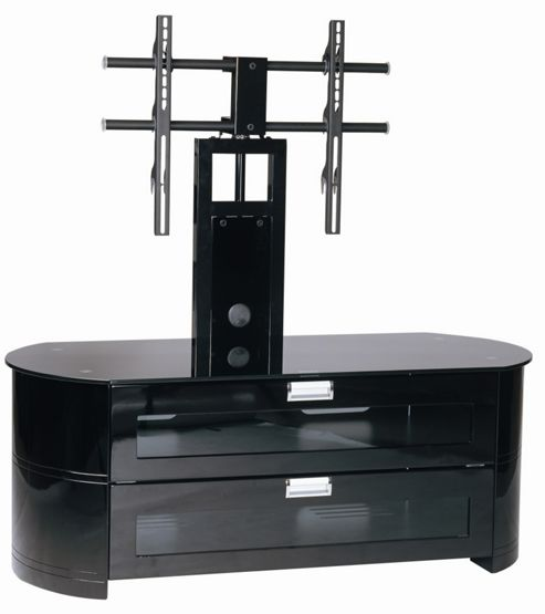 Gecko Opal TV Stand - Gloss Black
