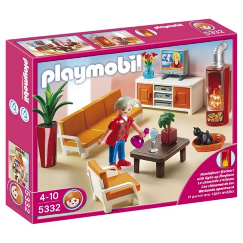 Playmobil Living Room