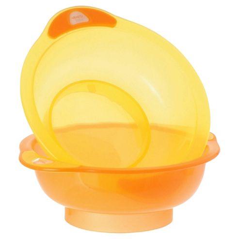 Vital Baby Unbelievabowls - 2 pack - Orange