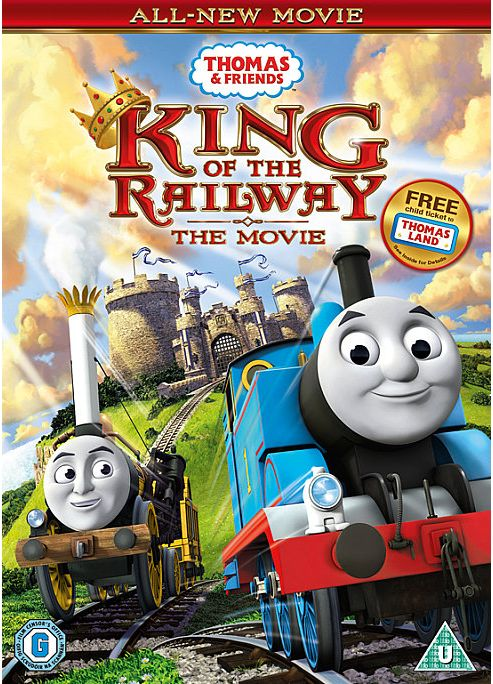 Thomas And Friends - King Of The Railway