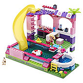 Mega Bloks Barbie Chelsea Pool Party