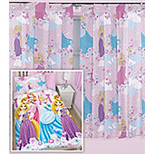 Disney Princess Single Bedding Set with Curtains 72s