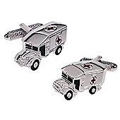 Ambulance Novelty Themed Cufflinks