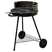 Tesco Round Charcoal BBQ, 42cm