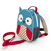 Skip Hop Zoolet Mini Backpack with Rein Owl