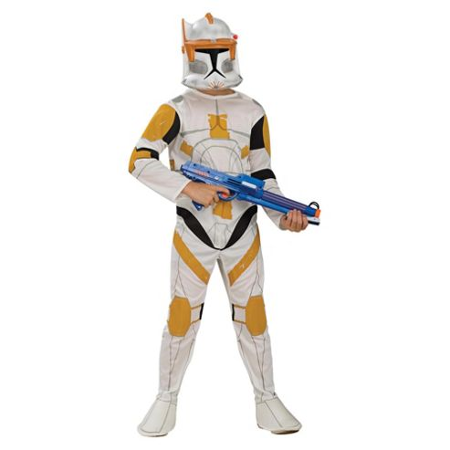Clone Trooper Commander Cody - Child Costume 7-8 years