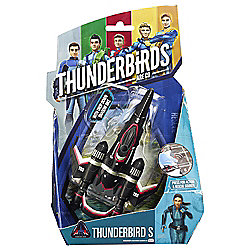 Thunderbirds Shadow vehicle