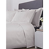 Luxury Hotel Collection 8 Thread Count Oxford Pillowcases Moonbeam