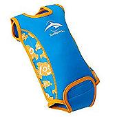 Konfidence Babywarma Wetsuit Clownfish - Blue