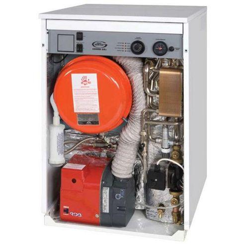 Grant Vortex Pro Internal Condensing Combi Oil Boiler 36kW - VTXCOMBI36