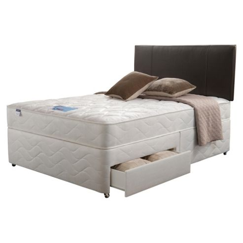 Silentnight Miracoil Kingston King 2 Drawer Divan set