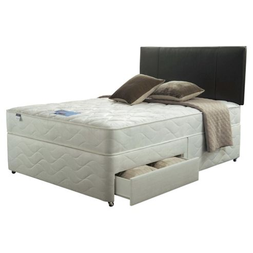 Silentnight King Divan Set - Miracoil Kingston, 2 Drw