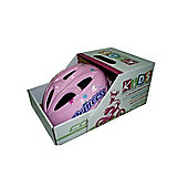 Coyote Kids Princess Girls Bike Helmet Medium 52-55cm