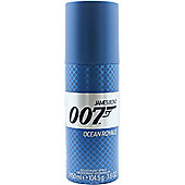 James Bond 007 Ocean Royale Deodorant Spray 150ml