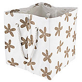 Printed Daisy Storage Bag