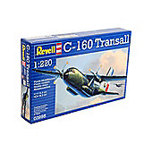 C160 Transall Aircraft 1:220 Scale Model Kit - Hobbies