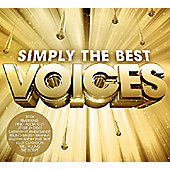 Simply The Best - Voices (3CD)