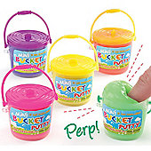 Mini Bucket Putty - Pack of 5