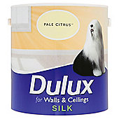 Dulux Silk Pale Citrus 2.5L