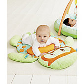 Baby Ocean Tummy Time Turtle Playmat