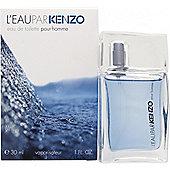 Kenzo L'Eau par Kenzo pour Homme Eau de Toilette (EDT) 30ml Spray For Men