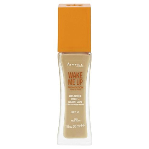 Rimmel Wake Me Up Foundation True Nude