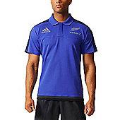 adidas New Zealand All Blacks Polo Shirts 15/16 - Purple