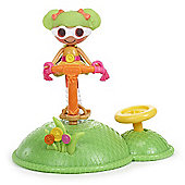 Mini Lalaloopsy Doll Playground - Dyna Might Pogo Stick