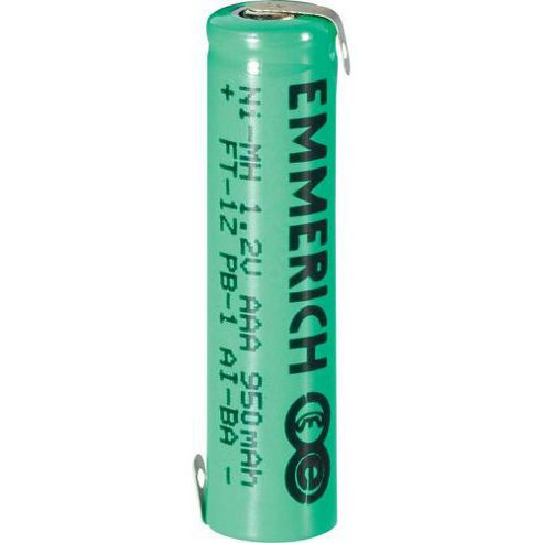 Emmerich NiMH Rechargeable Battery AAA C
