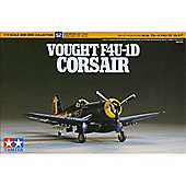 Vought F4U-1D Corsair - 1:72 Scale Aircraft - Tamiya