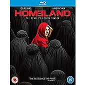 Homeland Season 4 Blu-ray