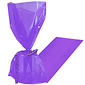 Party Bags New Purple Cello Bags (25pk)