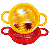 Gowi Toys 559-27 Sieve (Pack of 2 - Colours Vary)