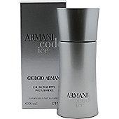 Giorgio Armani Armani Code Ice Eau de Toilette (EDT) 50ml Spray For Men