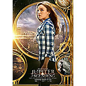 Jupiter Ascending DVD