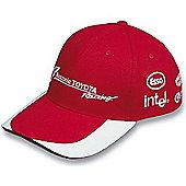 Toyota Panasonic F1 Team Childrens Baseball Cap