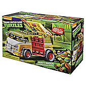 Turtles Party Van Vehicle