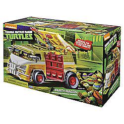 Turtles Party Van Vehicle